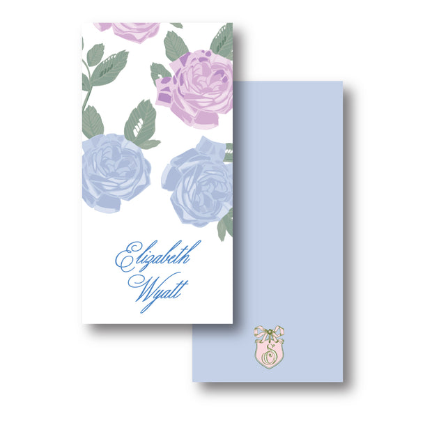 Garden Roses Gift Tag