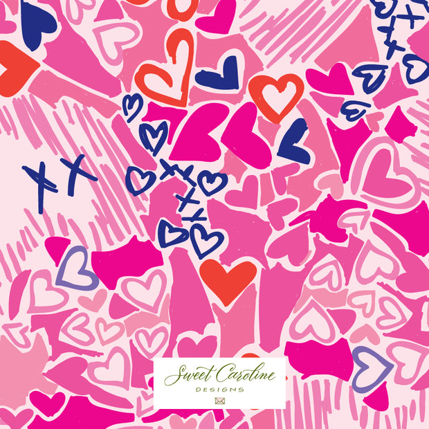 Lilly Love Calling Card