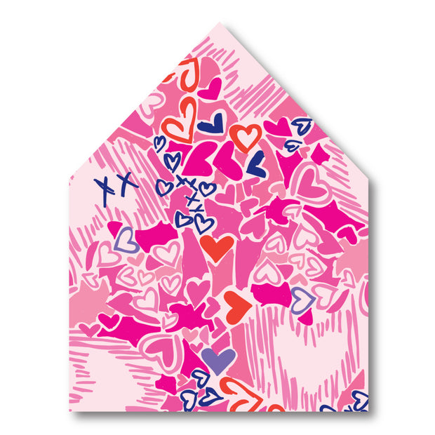 Lilly Love Envelope Liner