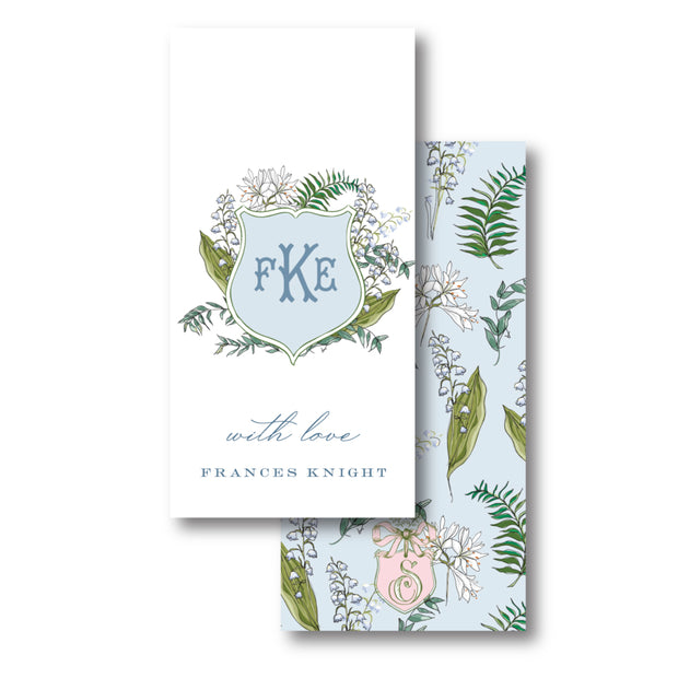 Lily of the Valley Gift Tag