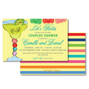 Margarita Glass Invitation