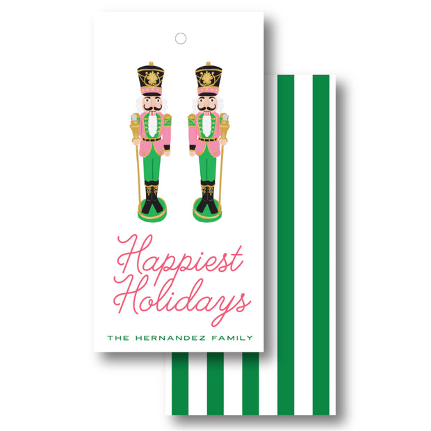 Beverly Hills Nutcracker Gift Tag