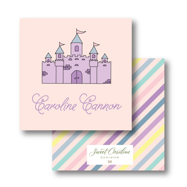 Pretty Princess Calling Card