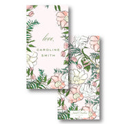 Spring Floral - Pink Gift Tag