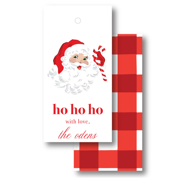 St. Nick Gift Tag