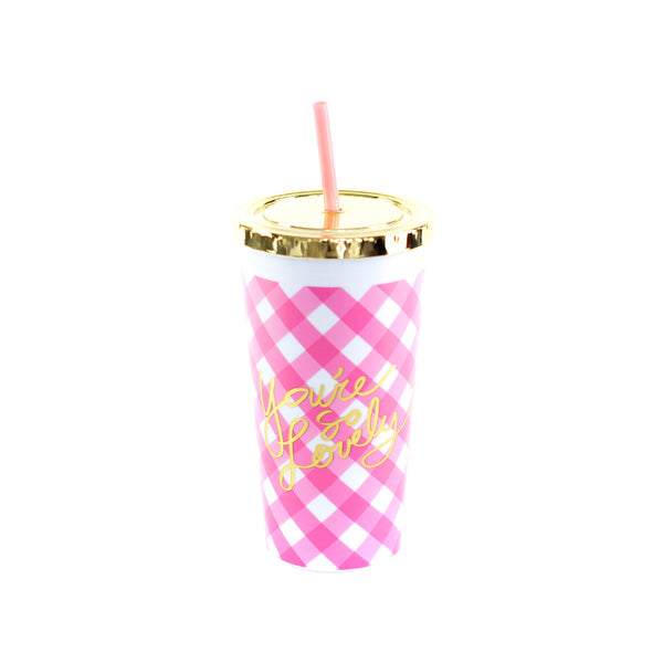 So Lovely Drink Tumbler