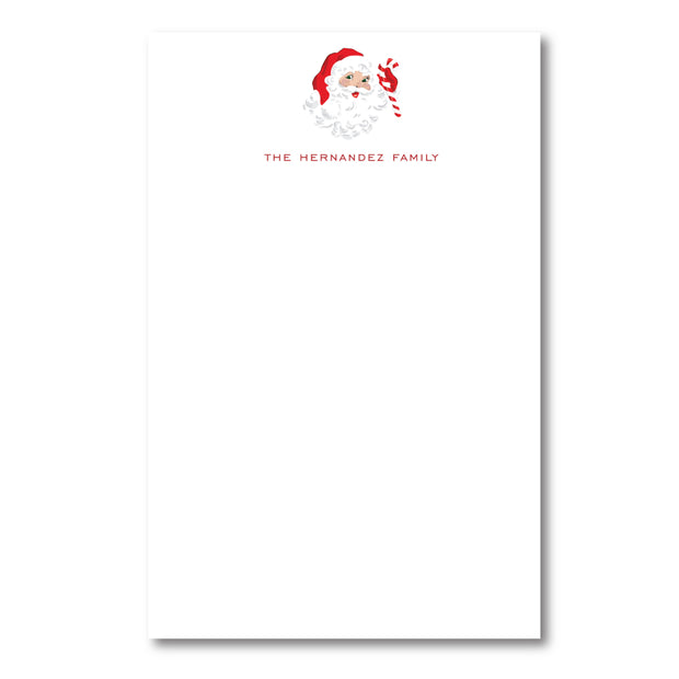 St. Nick Notepad