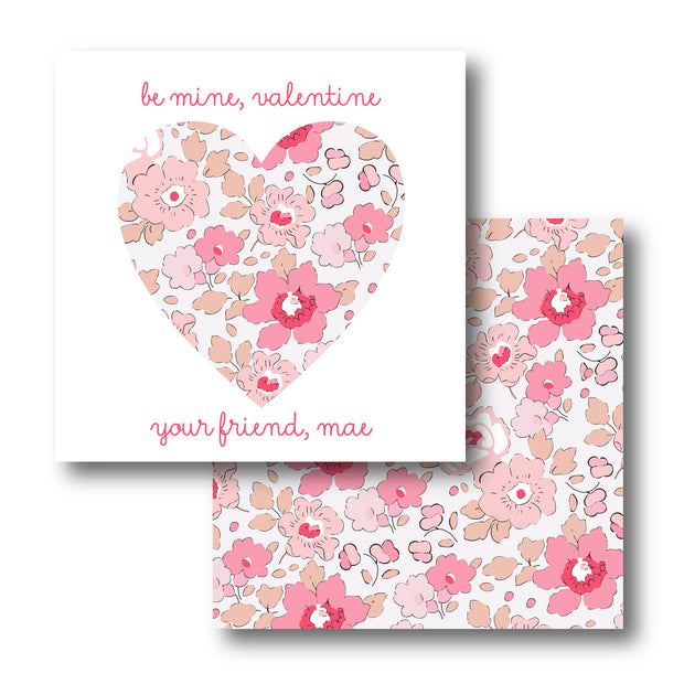 Liberty Heart Valentine - Tag