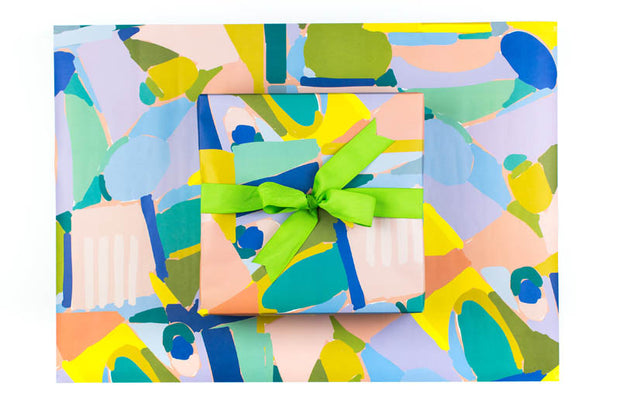 Abstract Gift Wrap