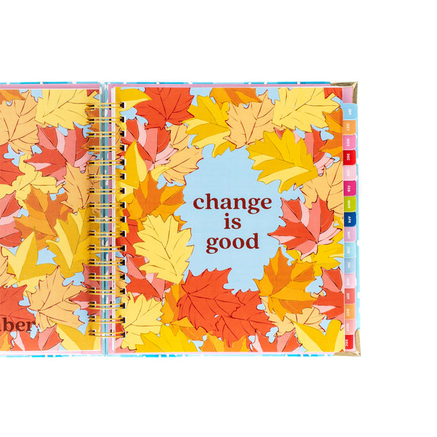 Citrus Dreams Planner - Small