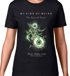 MY KIND OF WEIRD - EYE WINE - WOMEN'S TEE