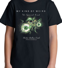 Load image into Gallery viewer, MY KIND OF WEIRD - EYE WINE Horizontal - MEN'S TEE