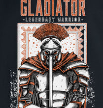 Load image into Gallery viewer, GRAPHIC TEE -  GLADIATOR