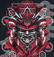 Load image into Gallery viewer, GRAPHIC TEE -  SAMURAI MASK 1