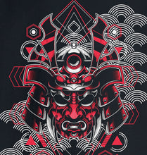 Load image into Gallery viewer, GRAPHIC HOODIE - SAMURAI MASK 2 - Kids & Youth Hoodie