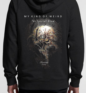 MY KIND OF WEIRD - FELINE - PREMIUM HOODIE 5120/4210