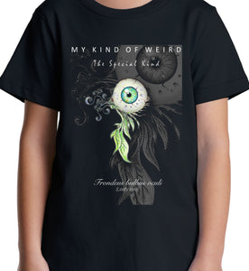MY KIND OF WEIRD - LEAFY EYE - WOMEN'S TEE
