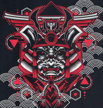 Load image into Gallery viewer, GRAPHIC HOODIE - SAMURAI MASK 5 - Kids & Youth Hoodie
