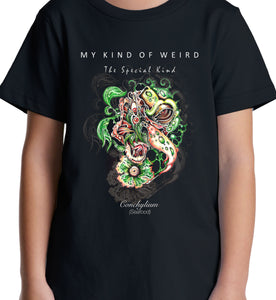 MY KIND OF WEIRD - SEAFOOD - MEN'S TEE