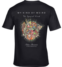 Load image into Gallery viewer, MY KIND OF WEIRD - FELINEFLORA - MEN'S TEE