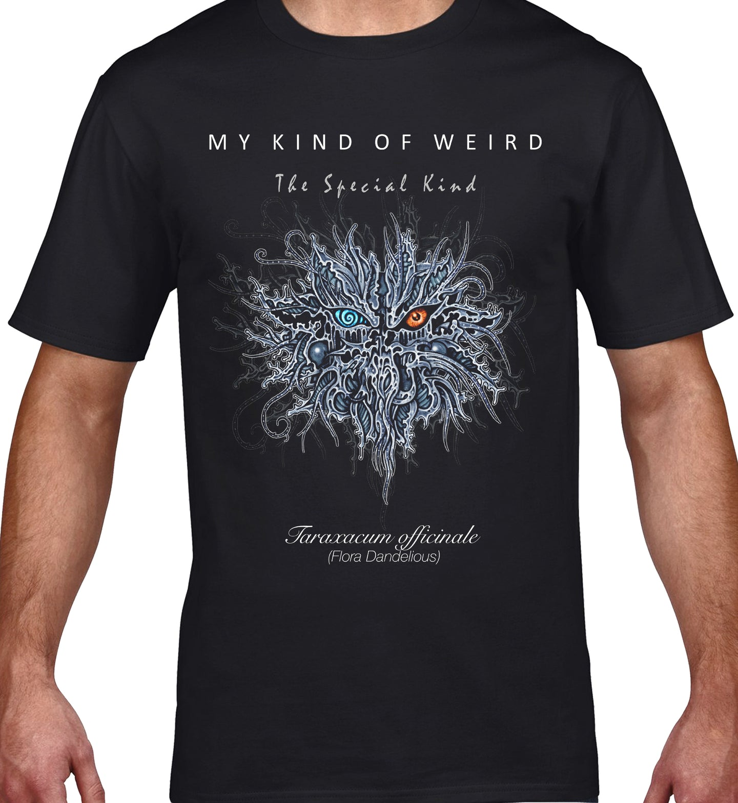 MY KIND OF WEIRD - DANDELION - MEN'S TEE