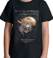 Load image into Gallery viewer, MY KIND OF WEIRD - ROSY EYE - WOMEN'S TEE