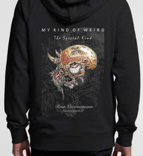 Load image into Gallery viewer, MY KIND OF WEIRD - ROSY EYE - Kids & Youth Hoodie