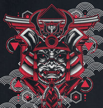 Load image into Gallery viewer, GRAPHIC HOODIE - SAMURAI MASK 15 - Kids & Youth Hoodie
