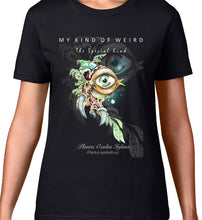 Load image into Gallery viewer, MY KIND OF WEIRD - EYE PLANT - WOMEN'S TEE
