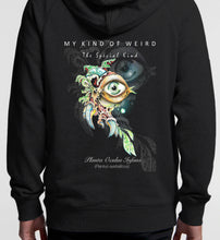 Load image into Gallery viewer, MY KIND OF WEIRD - EYE PLANT - Kids & Youth Hoodie
