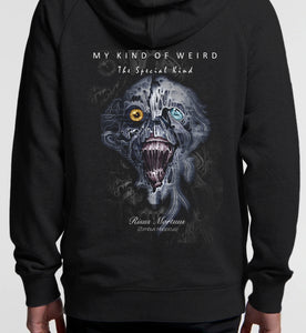 MY KIND OF WEIRD - ZOMBIE - Kids & Youth Hoodie