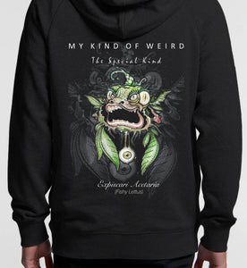 MY KIND OF WEIRD - FISH - Kids & Youth Hoodie