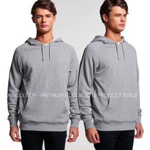 MY KIND OF WEIRD - SCATTERED MAN - PREMIUM HOODIE 5120/4210