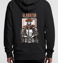 Load image into Gallery viewer, GRAPHIC HOODIE - GLADIATOR - Kids & Youth Hoodie