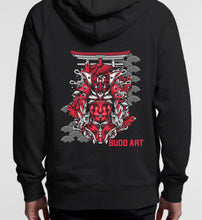 Load image into Gallery viewer, GRAPHIC HOODIE - SAMURAI MASK 4 - Kids & Youth Hoodie
