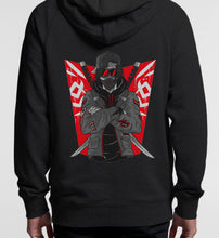 Load image into Gallery viewer, GRAPHIC HOODIE - MASKED NINJA - Kids & Youth Hoodie