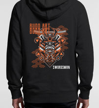 Load image into Gallery viewer, GRAPHIC HOODIE - SAMURAI MASK 8 - Kids & Youth Hoodie