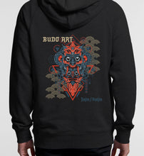Load image into Gallery viewer, GRAPHIC HOODIE - FUJIN MASK 14 - Kids & Youth Hoodie