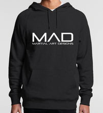 Load image into Gallery viewer, MAD MARTIAL ART DESIGNS - MEN'S PREMIUM 5120 HOODIE