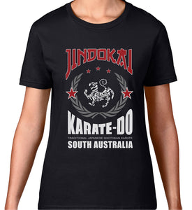 JINDOKAI KARATE DO - WOMEN'S TEE