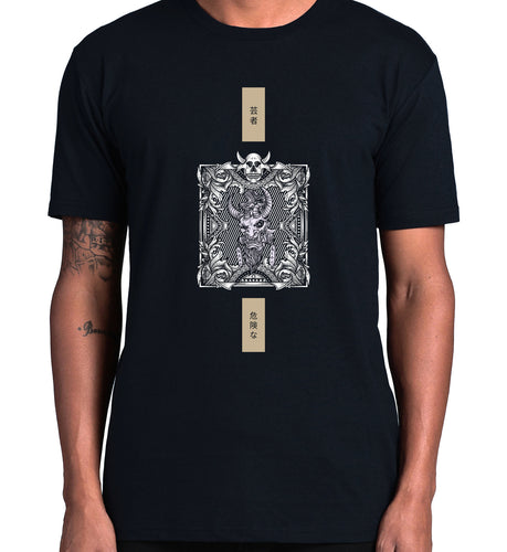 GRAPHIC TEE -  JPN HORNED DEVIL