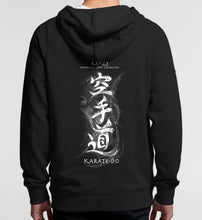 Load image into Gallery viewer, KARATE DO - STYLED KANJI - MEN'S PREMIUM 5120 AS COLOUR HOODIE