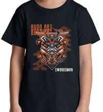 Load image into Gallery viewer, GRAPHIC TEE -  SAMURAI MASK 8