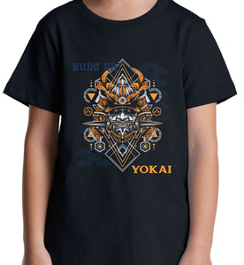 GRAPHIC TEE -  YOKAI MASK 10