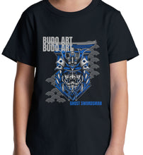 Load image into Gallery viewer, GRAPHIC TEE -  SAMURAI MASK 17