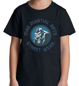 MAD STREET WEAR - GORILLA LOGO