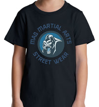 Load image into Gallery viewer, MAD STREET WEAR - GORILLA LOGO - WOMEN'S TEE