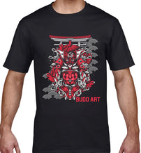 Load image into Gallery viewer, GRAPHIC TEE -  SAMURAI MASK 4
