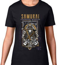 Load image into Gallery viewer, GRAPHIC TEE -  SAMURAI LEGEND