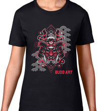Load image into Gallery viewer, GRAPHIC TEE -  SAMURAI MASK 2